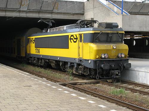 De Nederlandse Spoorwegen (3)
