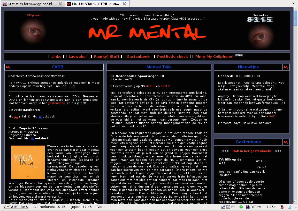 Mr. Mental R.I.P.